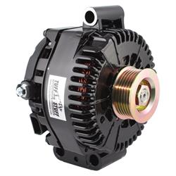 Tuff Stuff 7787C 1996-01 Ford Alternator, 225 Amp, Stealth Black