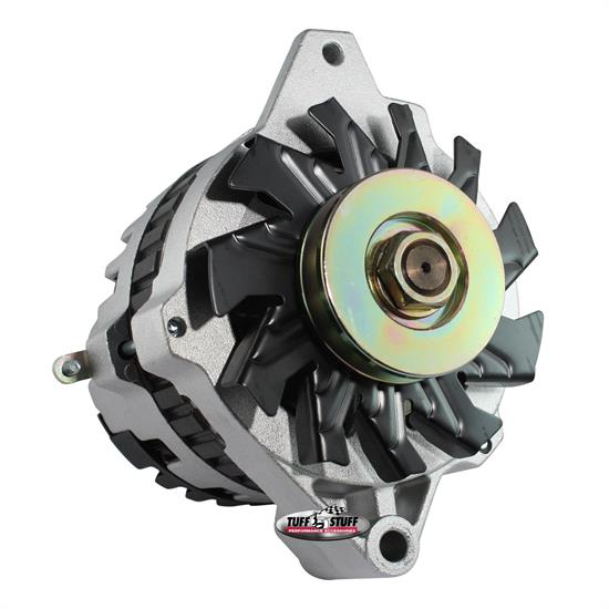 Tuff Stuff 7935-11G GM Alternator, 105 Amp, 1-Wire/OEM, Cast