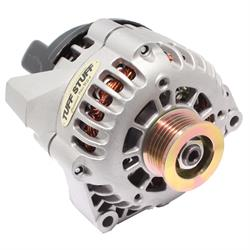 Tuff Stuff 8242ND LS1 GM Alternator, 175 Amp, 1-Wire, Cast