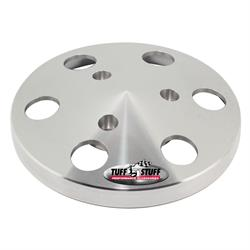 Tuff Stuff 8490C A/C Compressor Clutch Cover Machined Aluminum