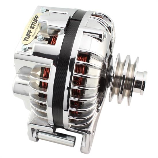 Tuff Stuff 8509RAPDP 60-88 Chrysler Alternator, 60 Amp, Polished