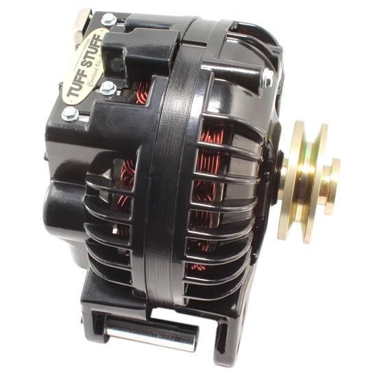 Tuff Stuff 8509RGSP 1960-88 Chrysler Alternator, 60 Amp, Black
