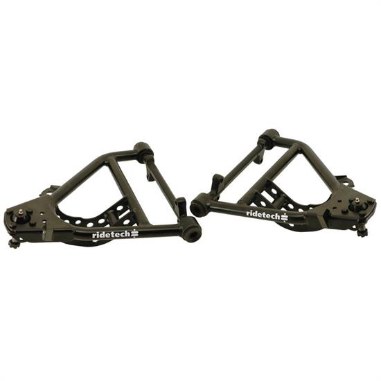 RideTech 11012899 Front Lower StrongArms, 55-57 Chevy Car