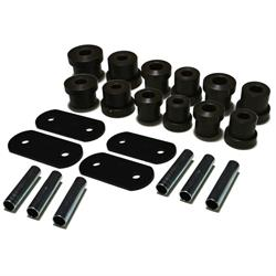 RideTech 11265399 Delrin Leaf Spring Bushings/Shackles 68-74 Nova
