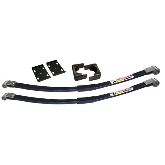 RideTech 11364799 Composite Leaf Springs, 73-87 C10