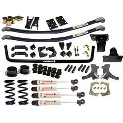 RideTech 11365110 Streetgrip System, 73-87 C10, B/B