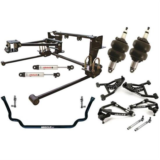 RideTech 11390298 Air Suspension System, 82-03 S10