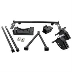 RideTech 11397199 Rear Suspension with Wishbone, 1982-03 GM S10