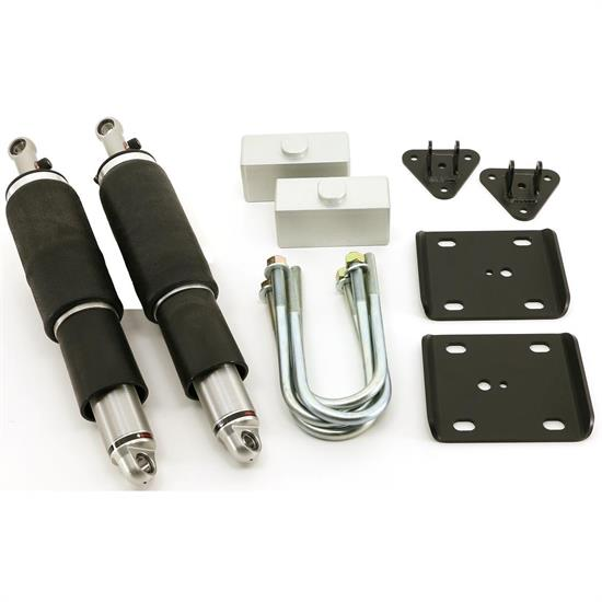 RideTech 12075401 HQ Series Rear Shockwave Kit, 64-69 Lincoln