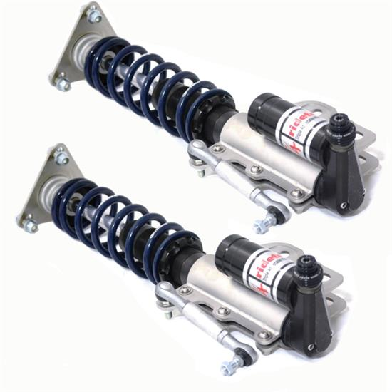 RideTech 12273111 TQ Series Front Coilover Kit, 2015-Up Mustang