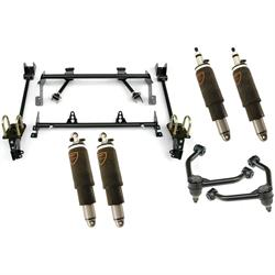 RideTech 13010298 Air Suspension System, 68-70 Mopar B Body