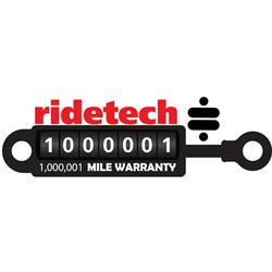 "RideTech 22139841 HQ Series Shock Absorber, 3.85"" Stroke"