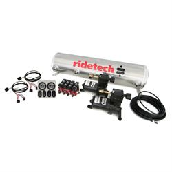 RideTech 30154100 Compressor System, 4-Way Electric Solenoid
