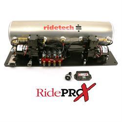 RideTech 30414100 5 Gallon AirPod W/ RidePro X Control System