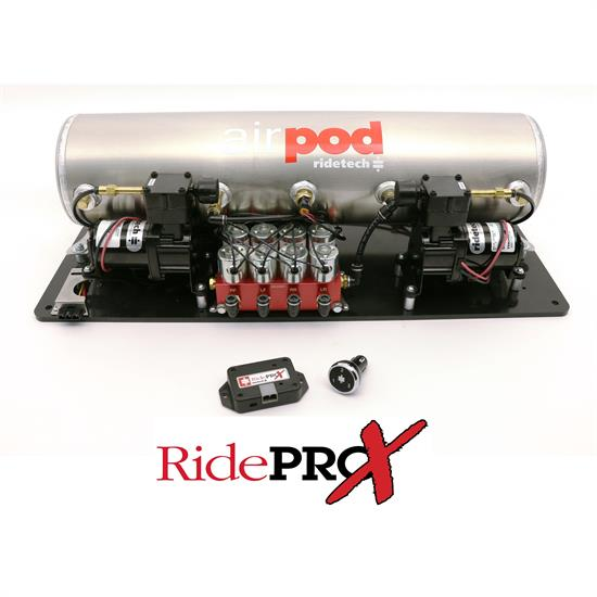 RideTech 30414700 5 Gallon Bigred AirPod