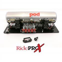 RideTech 30414700 5 Gallon Bigred AirPod