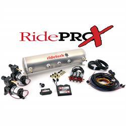 RideTech 30434700 Bigred 5 Gallon Compressor System