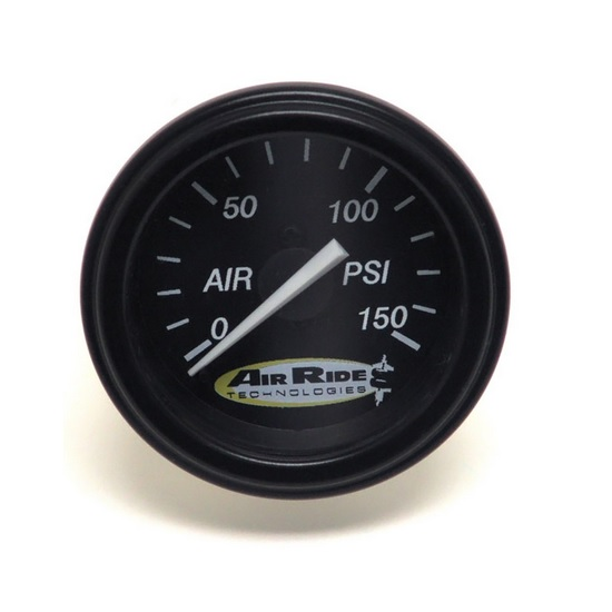 Ridetech 31960005 air pressure gauge single needle 150psi publicscrutiny Image collections