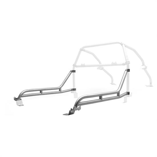 RideTech 41232000 64-67 GM A-Body Tiger Cage Road Race Door Bars