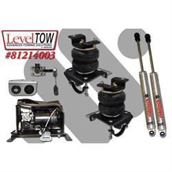 RideTech 81214003 LevelTow Kit, 2001-2010 Silverado/Sierra