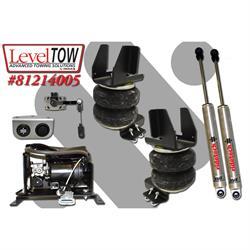 RideTech 81214005 LevelTow Kit, 2007-15 Silverado/Sierra 2WD/ 4WD
