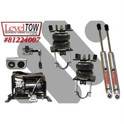 RideTech 81224007 LevelTow Kit, 2004-2008 F150 4WD