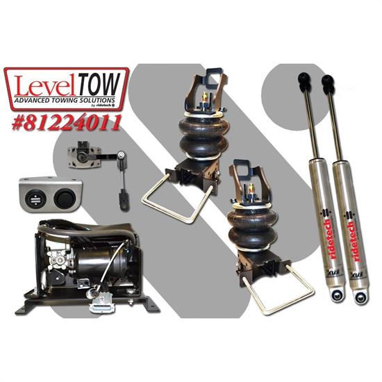 RideTech 81224011 LevelTow Kit, 2008-2010 Ford 2WD
