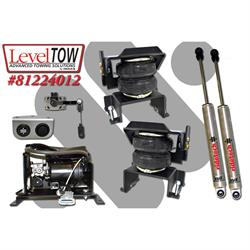 RideTech 81224012 LevelTow Kit, 2009-2014 F150 2WD