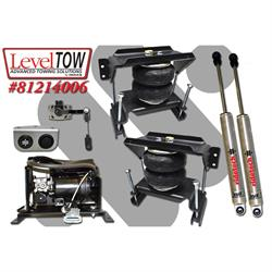 RideTech 81234006 LevelTow Kit, 13-14 Dodge Ram 3500