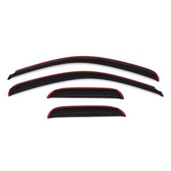 AVS 194040 Ventvisor In-Channel Deflector 4pc, Chevy/GMC