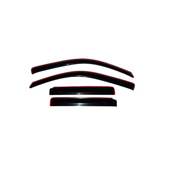 AVS 194240 Ventvisor In-Channel Deflector 4pc, Chevy/GMC