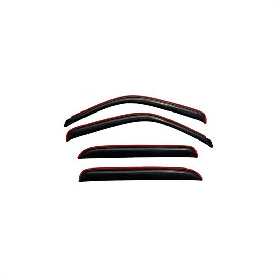 AVS 194355 Ventvisor In-Channel Deflector 4pc, Cadillac/Chevy/GMC