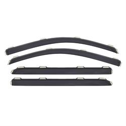 AVS 194536 Ventvisor In-Channel Deflector 4pc, Chevy/GMC