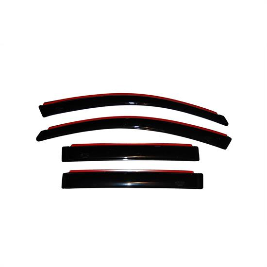 AVS 194837 Ventvisor In-Channel Deflector 4pc, 04-09 Pacifica