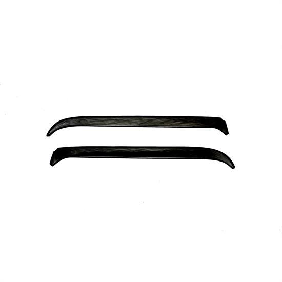 AVS 32043 Ventshade Side Window Deflector 2pc Black, Caravan