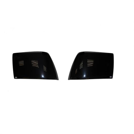 AVS 33013 Tail Shades Taillight Covers Blackout, 99-04 Mustang