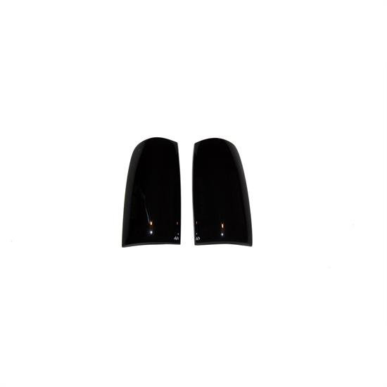 AVS 33029 Tail Shades Taillight Covers Blackout, Chevy/GMC