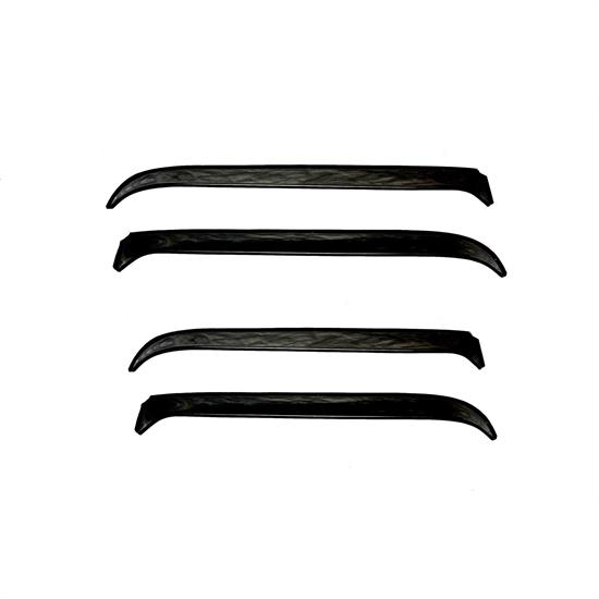 AVS 34138 Ventshade Side Window Deflector 4pc Black, Cutlass