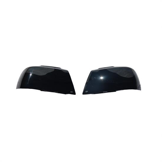 AVS 37156 Headlight Covers Recessed Lights, S10 Blazer/S10