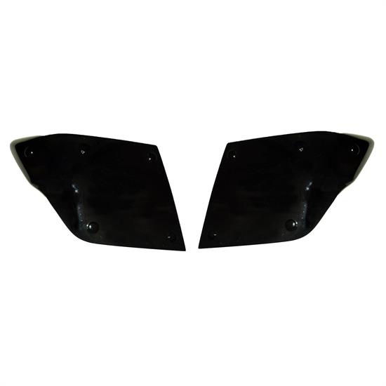AVS 37644 Headlight Covers Smoke Tint, Titan
