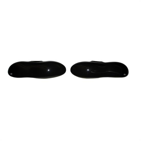 AVS 37651 Headlight Covers Smoke Tint, 1998-04 Chevy Camaro