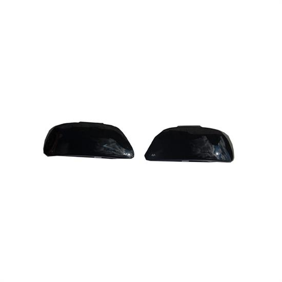 AVS 37659 Headlight Covers Smoke Tint, Ford