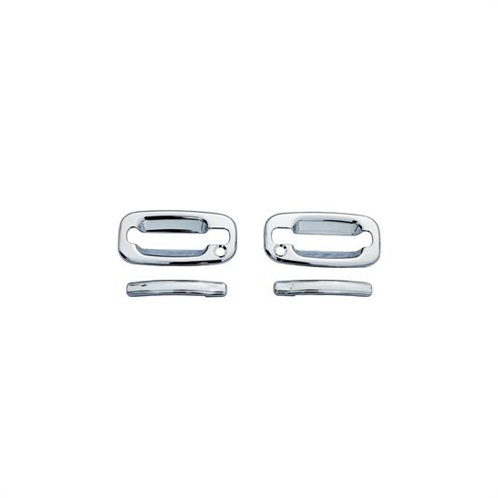 AVS 685205 Chrome Door Handle Cover 2pc, Chevy/GMC