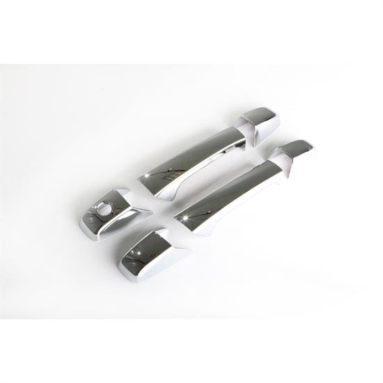 AVS 685210 Chrome Door Handle Cover 4pc, Chevy/GMC