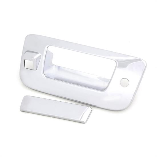 AVS 686566 Chrome Tailgate Handle Cover, Chevy/GMC