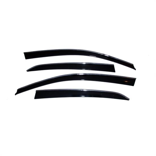 AVS 794007 Ventvisor Low Profile Deflector, 2008-12 Honda Accord
