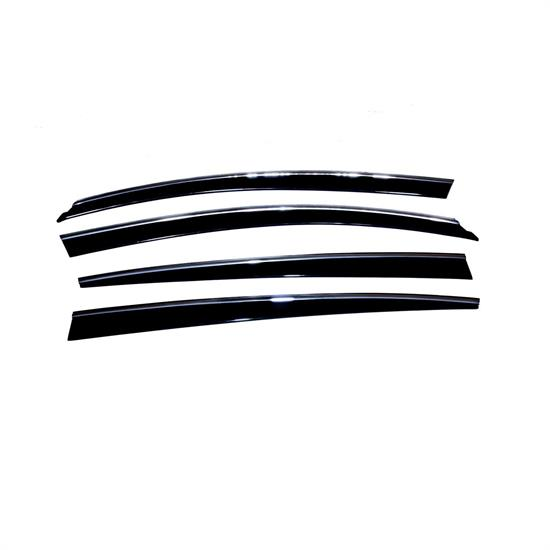 AVS 794009 Ventvisor Low Profile Deflector 4pc, Lexus