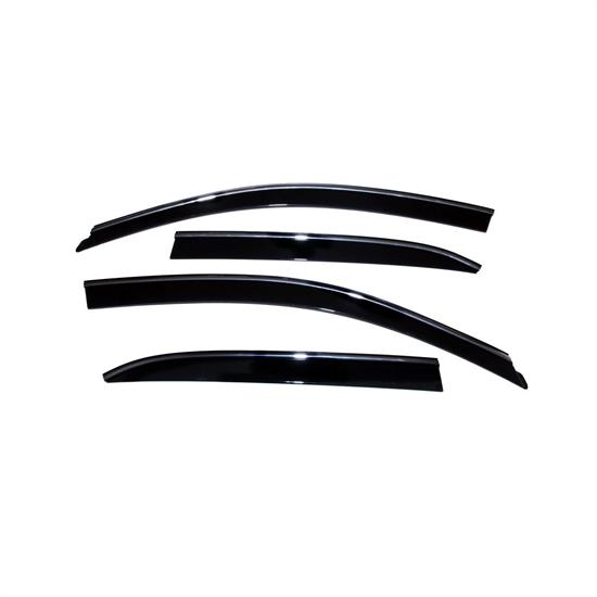 AVS 794010 Ventvisor Low Profile Deflector, 2003-07 Honda Accord