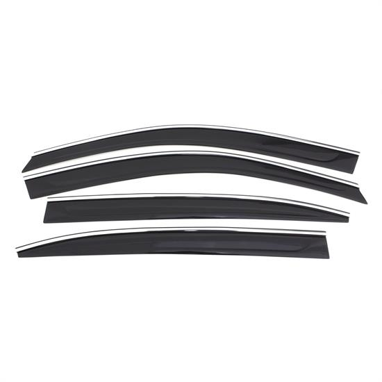 AVS 794017 Ventvisor Low Profile Deflector, 2013-17 Honda Accord