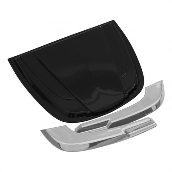 AVS 80010 Truck Cowl Scoop Smoke Large